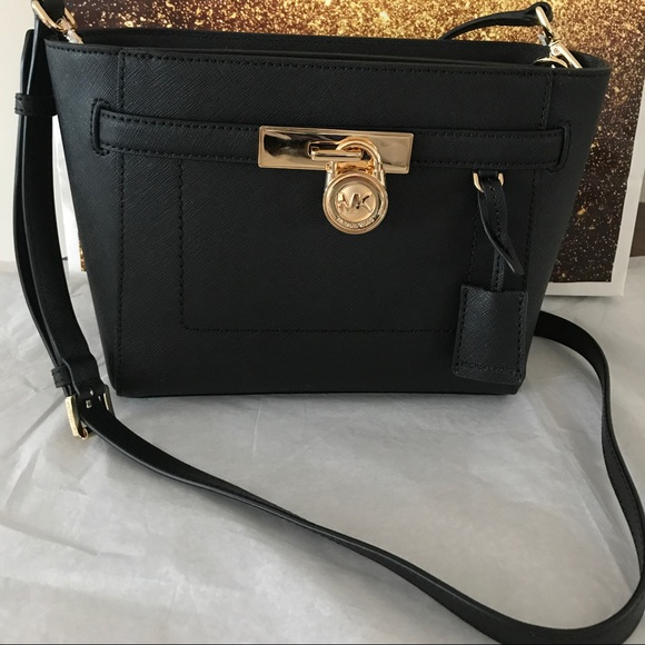 06d5f342d1c0c2 Michael Kors Bags | Hamilton Md Traveller Messenger Bag | Poshmark
